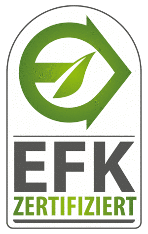 EFK-Zertifizierung-Logo